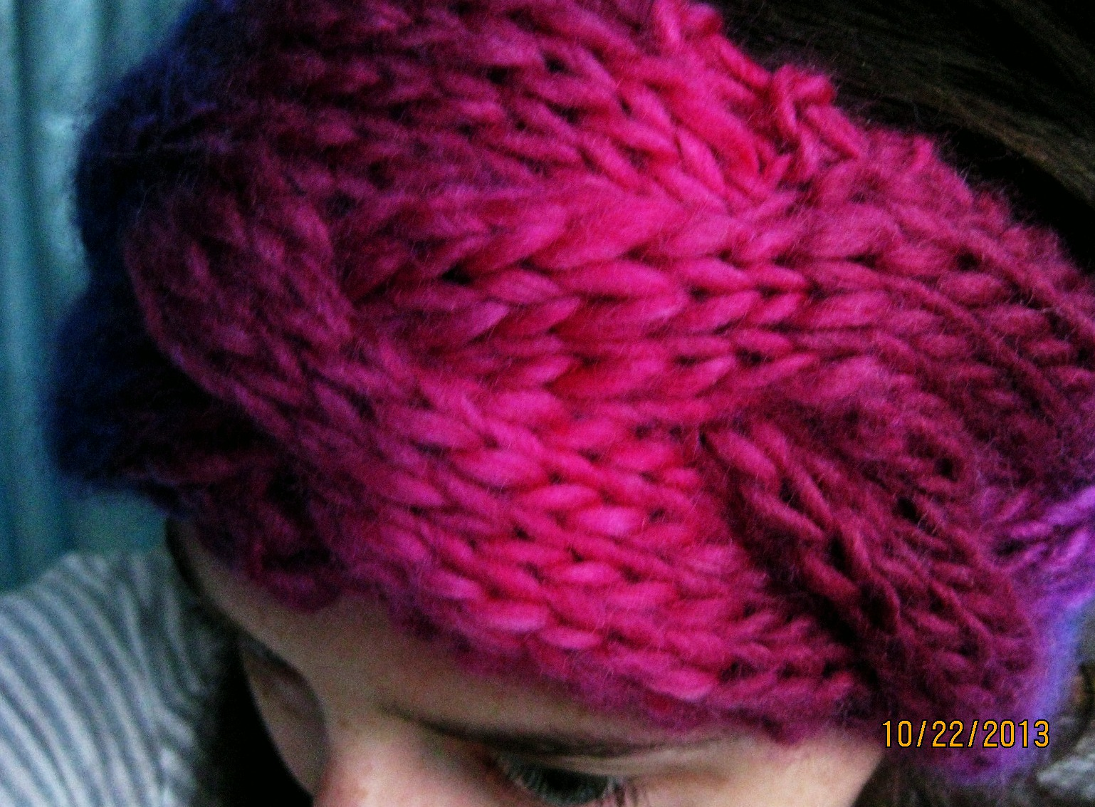 Knitting Pattern For Braided Cable Ear warmer | . R e l i s h .